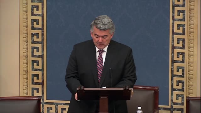colorado senator cory gardner continues a floor speech on testing in the coronavirus to say that without a widespread testing and corresponding... - first aid kit stock videos & royalty-free footage