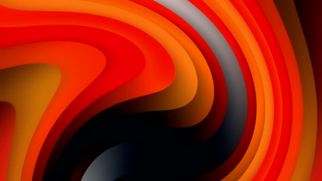 colorful abstract background seamless loop - stock video - sfumatura di colore video stock e b–roll