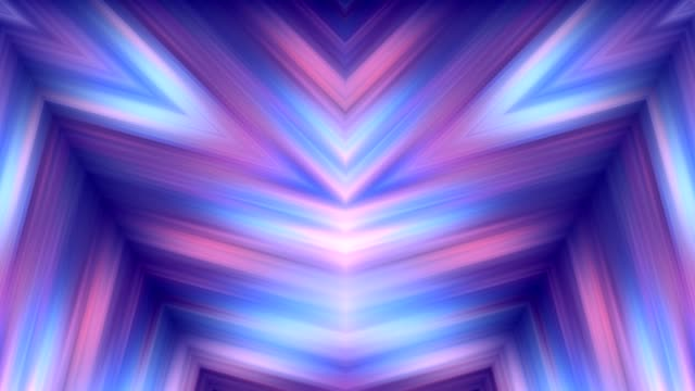 Colorful abstract backgrounds in kaleidoscope motion