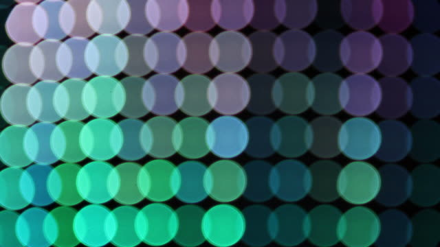 colorful blinker. - navy blue stock videos & royalty-free footage