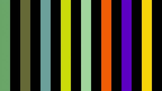 bunt blinkende linien loopable hintergrund - parallele geometrie stock-videos und b-roll-filmmaterial