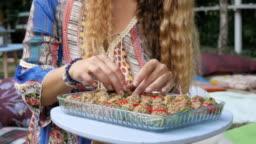 Colorful Cuisine Raw Vegan Food