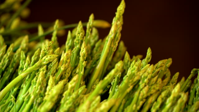 colorful cuisine - asparagus stock videos & royalty-free footage