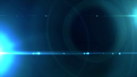 stockvideo's en b-roll-footage met kleurrijke elegante abstracte optisch effect achtergrond - lens oogbol