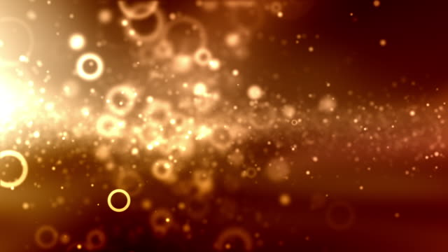 Bunte Galaxy Loop-Bronze-Sonnenuntergang (HD - 1920 x 1080