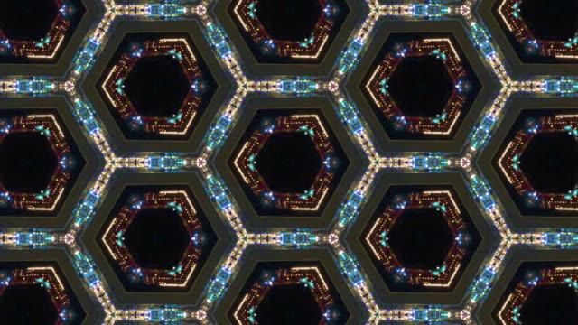 colorful kaleidoscope