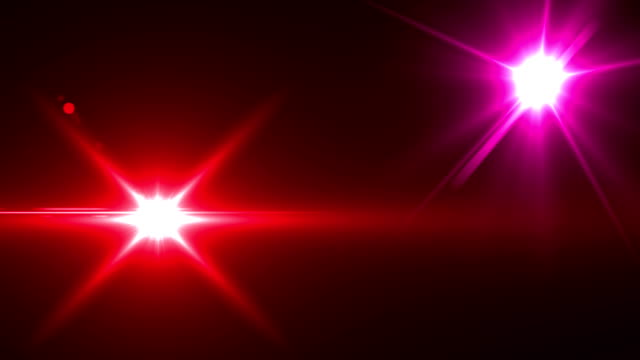 Colorful Lens Flares