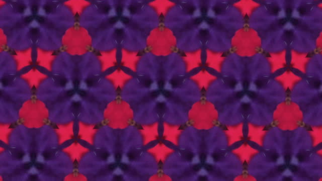 Bunte des Kaleidoskop