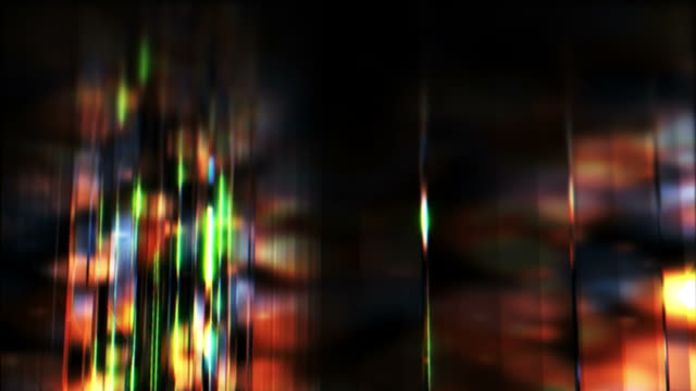 colorful panes of glass rotating - spectrum stock videos & royalty-free footage