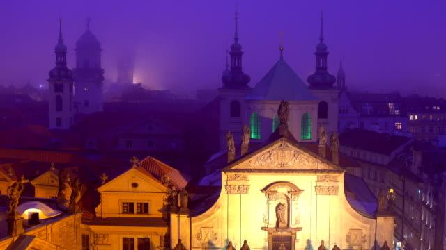 Färgglada Prag