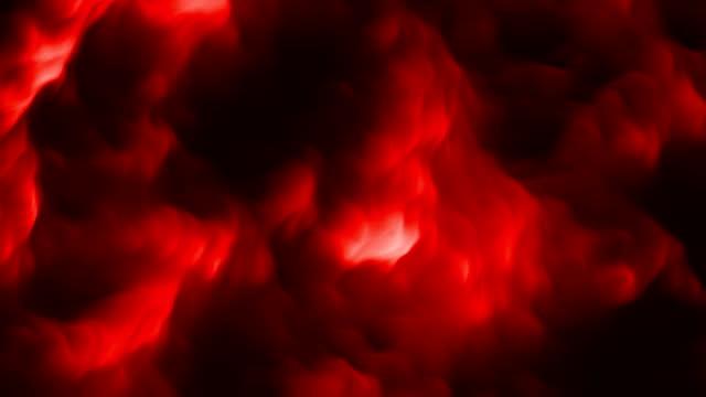 stockvideo's en b-roll-footage met kleurrijke rook abstracte achtergrond - spring flowing water