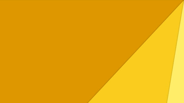 colorful transition in yellow color palette, 4k video - fade in video transition stock videos & royalty-free footage