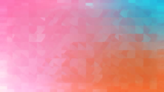 colorful vintage mosaic background - rectangle stock videos and b-roll footage