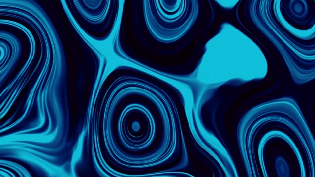 farben in motion abstract background loopable 4k - morphing stock-videos und b-roll-filmmaterial