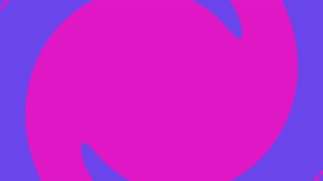farben in bewegung - morphing stock-videos und b-roll-filmmaterial
