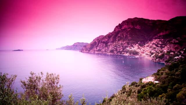 Colors of Positano