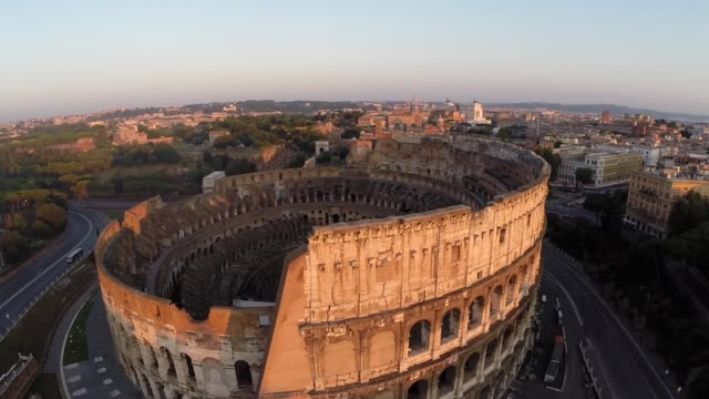 colosseum in rome, italy - rome italy stock videos & royalty-free footage
