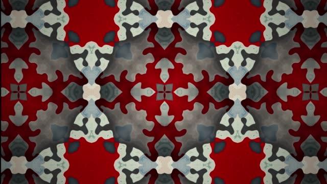 Bunter Kaleidoskop-Hintergrund