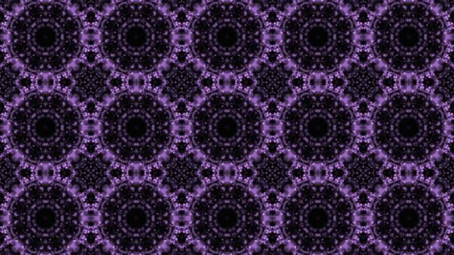 Colorido patrón caleidoscópico fondo