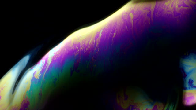 Colourful Soap Bubbles