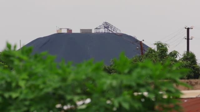 coltan mine - lubumbashi, drc - bergwerk stock-videos und b-roll-filmmaterial