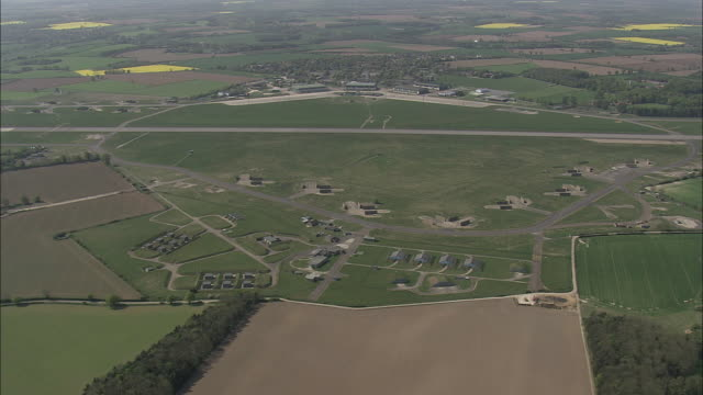 raf coltishall - disused - east anglia stock videos & royalty-free footage