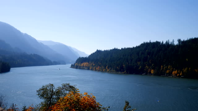 columbia river gorge - portland oregon stock videos & royalty-free footage