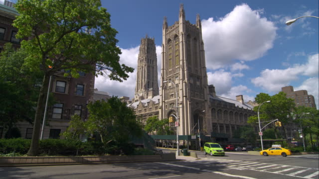 columbia university in manhattan - ivy league university stock videos and b-roll footage