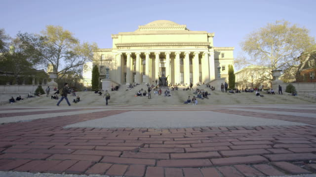 columbia university - ivy league university stock videos and b-roll footage