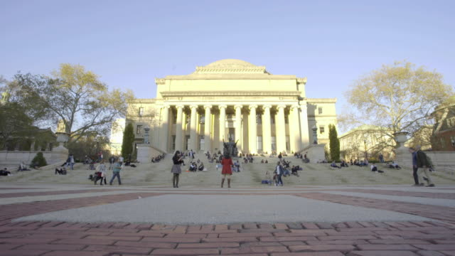 columbia university - lecturer stock videos & royalty-free footage