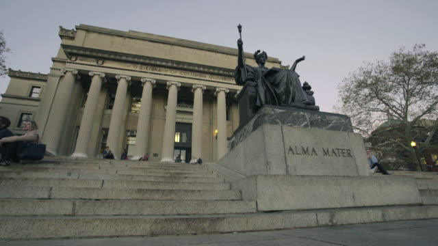 columbia - ivy league university stock videos & royalty-free footage