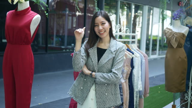 come on , beckoning Hand Gesture  by young businesswoman