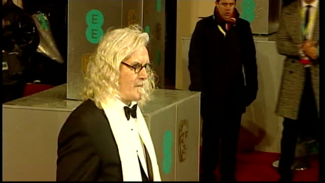 comedian billy connolly has cancer surgery and is diagnosed with parkinson's disease; t10021336 / tx 10.2.2013 england: london: royal opera house:... - billy connolly stock videos & royalty-free footage