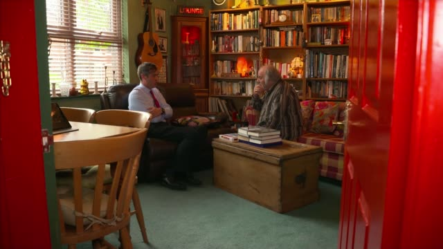 INT Royston Mayoh interview SOT