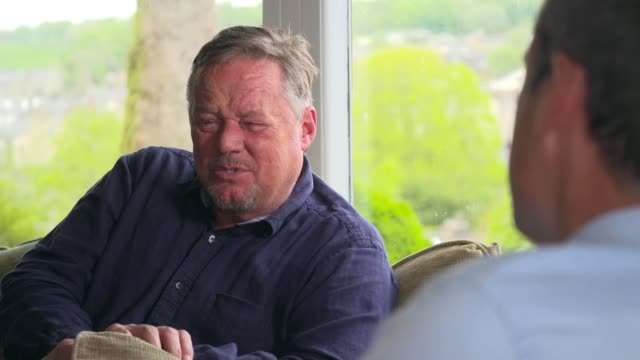 INT Ted Robbins interview SOT