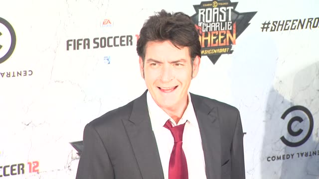 Comedy Central Roast Of Charlie Sheen Los Angeles CA United States 9/10/11