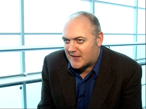 dara o'briain interview; england: london: int dara o'briain interview sot - on new dvd / not worried about competition from russell brand and frankie... - dara o'briain stock videos & royalty-free footage