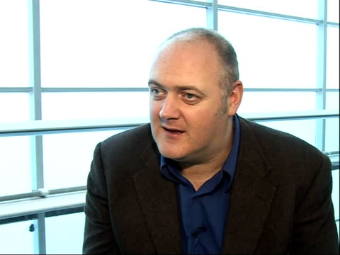 dara o'briain interview; o'briain interview sot - [on the x-factor eviction being mentioned in the house of commons by culture secretary andy... - dara o'briain stock videos & royalty-free footage