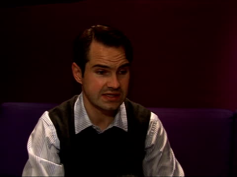 Jimmy Carr interview On the Russell BrandJonathan RossBBC scandal Seems to be a storminateacup over something that was perfectly reasoanble to go out...