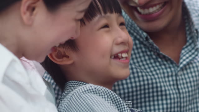 comfortable family and son - japanese ethnicity stock videos & royalty-free footage