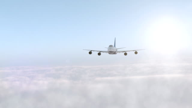 commercial airplane - tourism stock videos & royalty-free footage