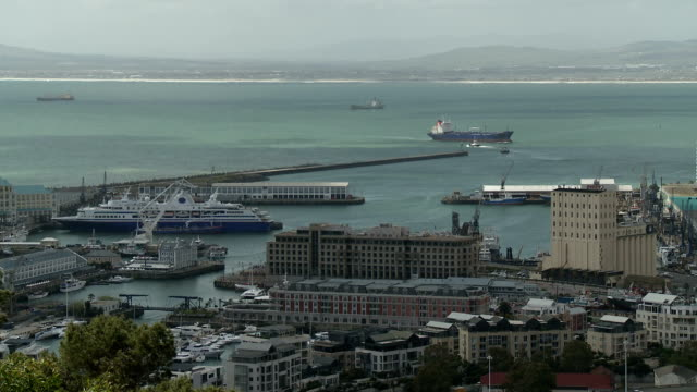 WS HA Commercial dock, Cape Town, Western Cape Province, South Africa