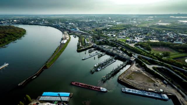 ANTENNE: Commerciële dock - industrie