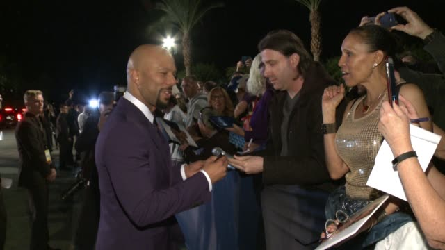 Common at the 29th Annual Palm Springs International Film Festival Awards Gala at Palm Springs Convention Center on January 02 2018 in Palm Springs...