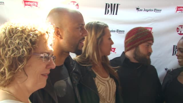 Common Colbie Caillat Zac Brown Nas at the BMI's 'How I Wrote That Song' at West Hollywood CA