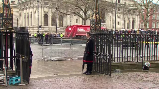 arrivals ***music jeremy corbyn mp laura alvarez and emily thornberry mp arrival / sir john major arrival with walking stick / liam payne arrival /... - liam payne stock videos and b-roll footage