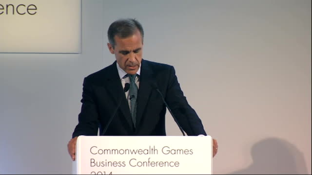 Mark Carney speech SCOTLAND Glasgow INT Mark Carney to podium Mark Carney speech SOT DELIVERY** It is a pleasure to be in Glasgow for the opening of...
