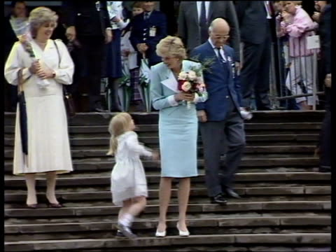 commonwealth games; couple at pool; couple on walkabout; queen with robert maxwell; empty cycling stadium; - commonwealth games stock videos & royalty-free footage