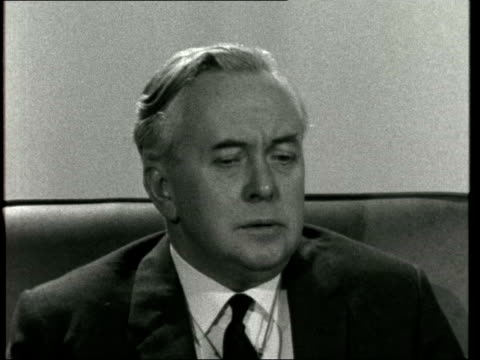 commonwealth prime ministers' conference harold wilson interview nigeria lagos sof i'm very satisfied with the conference a very good temper... - {{relatedsearchurl(carousel.phrase)}}点の映像素材/bロール