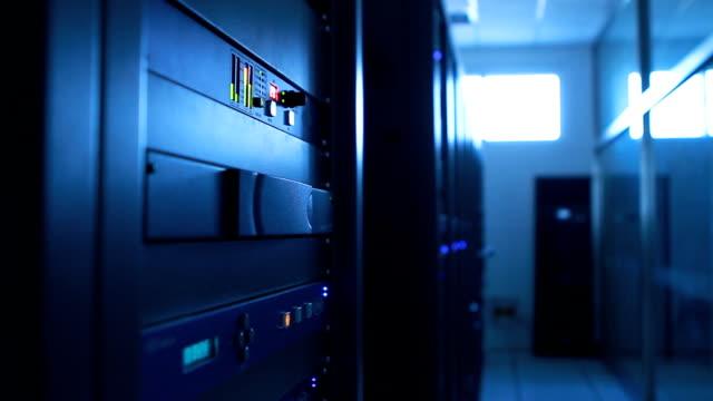 Communication machine room equipment.